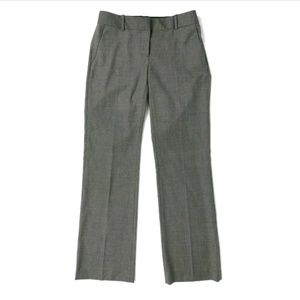 J Crew super 120s city fit wool trouser pants